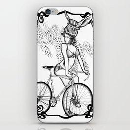 """Bicycle Race""  iPhone Skin"