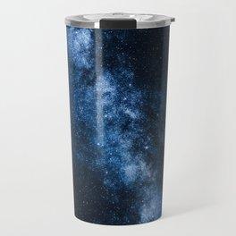 Cobalt Milky Way Travel Mug