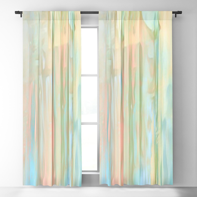 Pastel Blackout Curtain