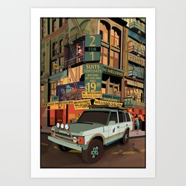 Untiled Art Print
