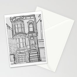 Fuller House - House! Stationery Cards