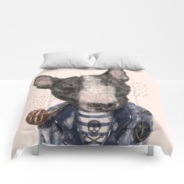 Mr.Bullblack Comforters