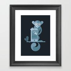 i-Aye Framed Art Print