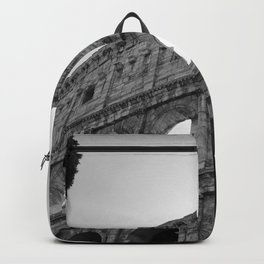 Coliseum Roma. Italy 72 Backpack