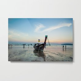 Thailand Sunset Metal Print