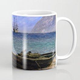 Discoverer Coffee Mug