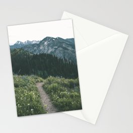 Happy Trails III Stationery Cards