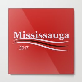 Mississauga Metal Print