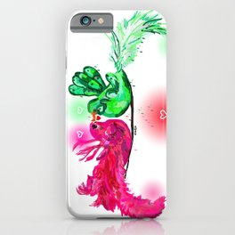 Lovie & Dovie  iPhone Case