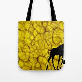 Giraffiti Tote Bag