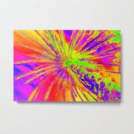 Thermal art 109 Metal Print
