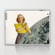 He Gave Her The Moon Laptop & iPad Skin