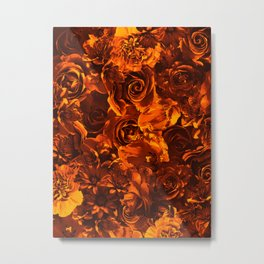 flowers 55 Metal Print
