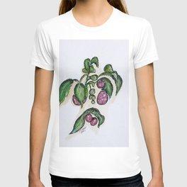 Hanging Raspberries T-shirt