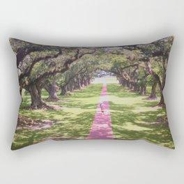 Oak Alley Plantation Rectangular Pillow