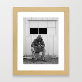 Anticipation Framed Art Print