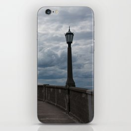 The Vista House Lamps iPhone Skin