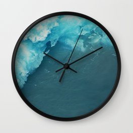 Iceburg 2 Wall Clock