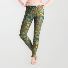 Succulent Love Leggings