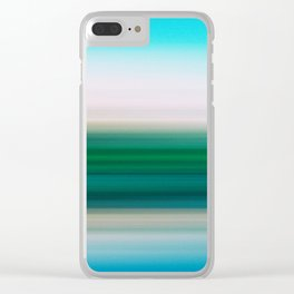 Spring Time in the Meadow Clear iPhone Case