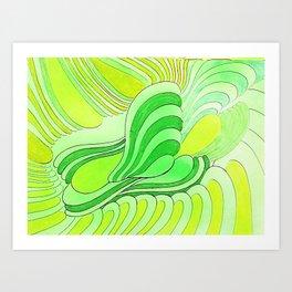 RAMSES 5 Art Print