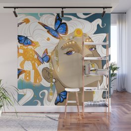 Butterflies Amazon Wall Mural