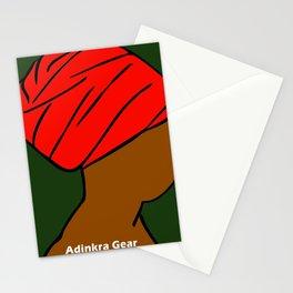 Sista Adinkra Gear  Stationery Cards