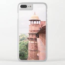Agra Fort on Diana F+ Clear iPhone Case