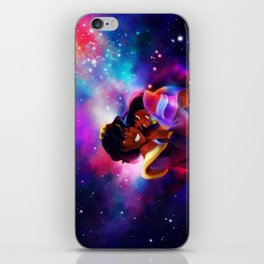 A whole new world iPhone Skin