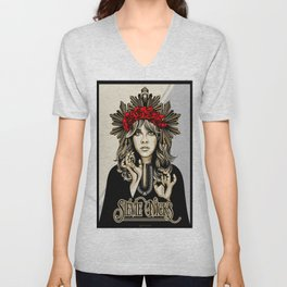 Stevie Nicks Silver Springs Unisex V-Neck