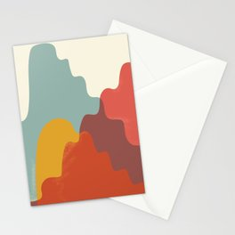 Worlds Collide - Climb Stationery Cards