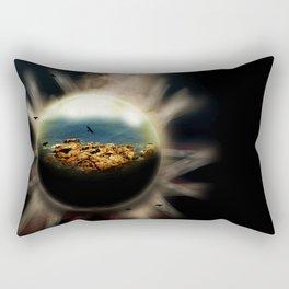 emanation Rectangular Pillow