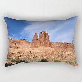 A Nature's Beauty The Gossips Rectangular Pillow
