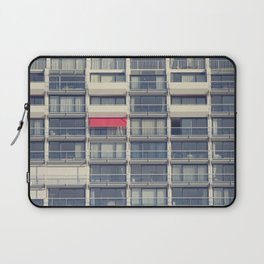 Red Awning Laptop Sleeve