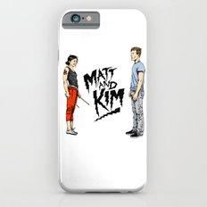 Matt and Kim Slim Case iPhone 6s