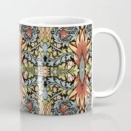 """William Morris """"Snakeshead"""" Coffee Mug"""
