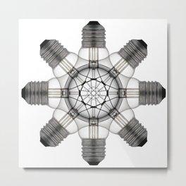 Octo Metal Print
