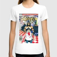 conan T-shirts featuring CONAN THE BARBERER by i live