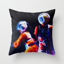 X Pilots Throw Pillow
