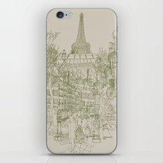 Paris! Musty iPhone & iPod Skin