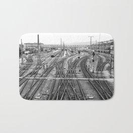 All Trains Lead to Vienna Bath Mat
