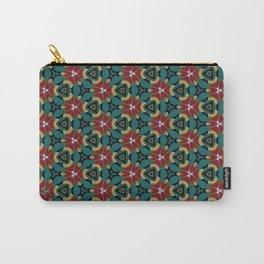 Lonely Petunia Carry-All Pouch