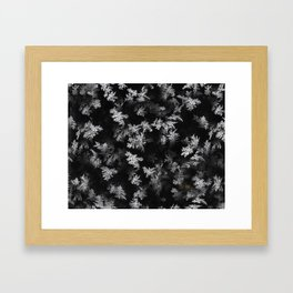 Ice Effect Framed Art Print