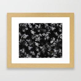 Ice Effect Framed Art Print