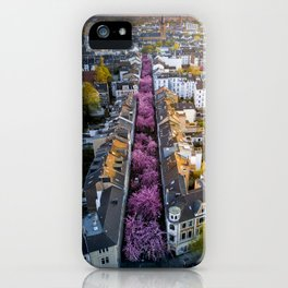 Colorful Street iPhone Case