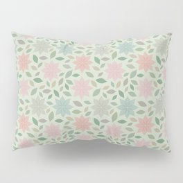 Flowers are blooming Pillow Sham