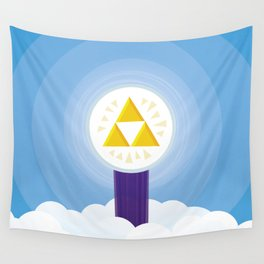 The Creation of Hyrule Wall Tapestry