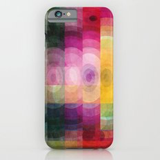 Pattern circle Slim Case iPhone 6s