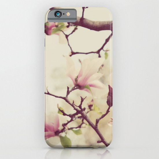 Blossoms and Branches iPhone & iPod Case