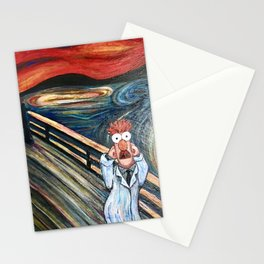 The Meep Stationery Cards